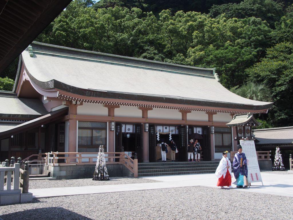 terukuni shrine