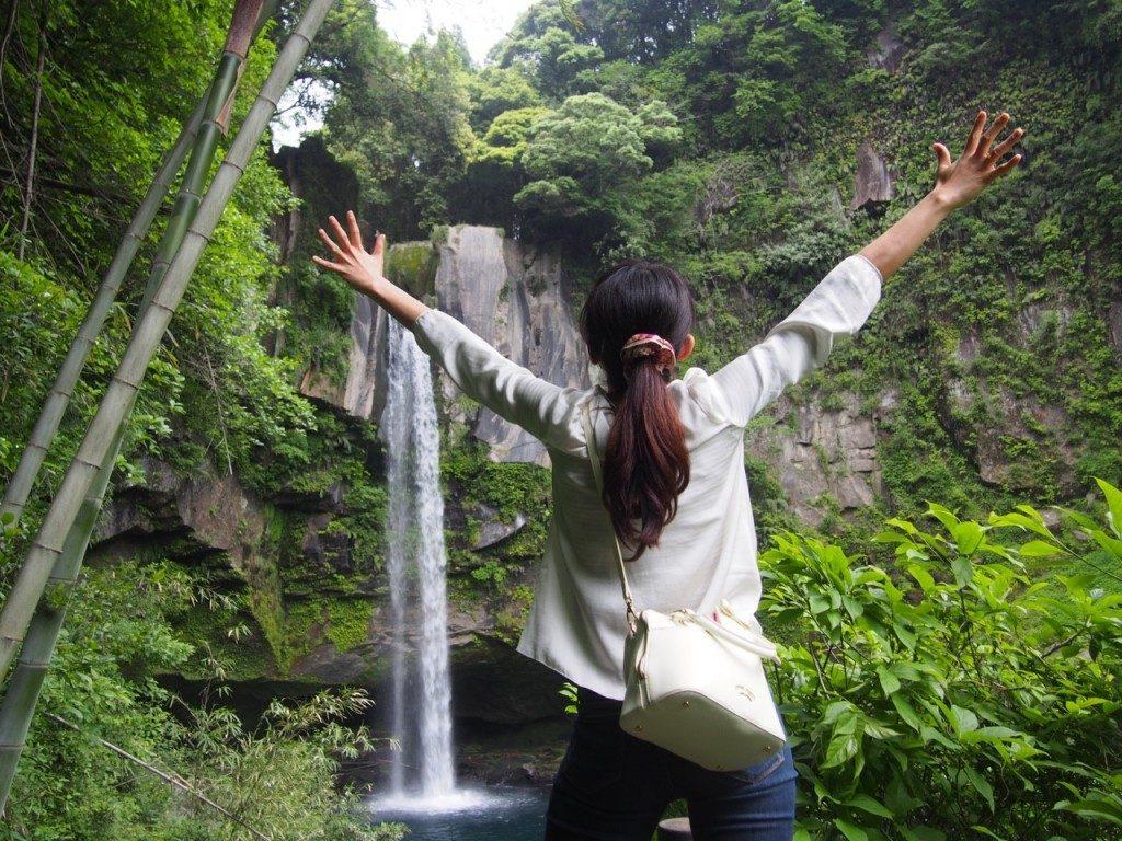 Inukai Waterfall