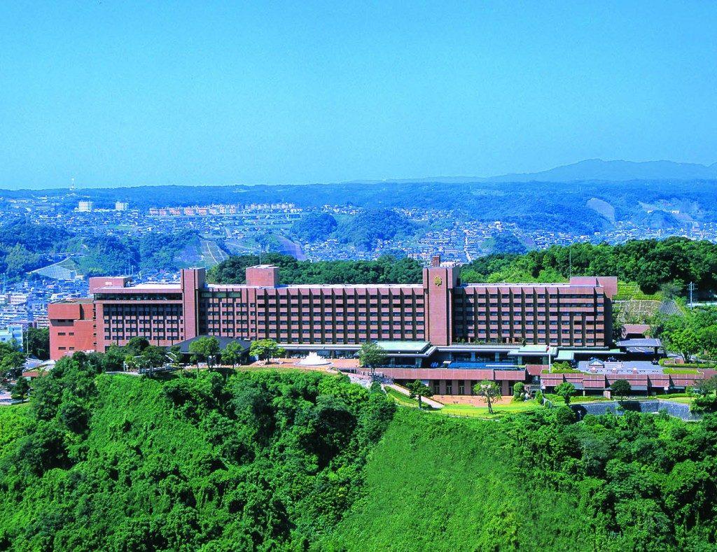 城山観光ホテル