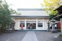 南洲神社の社殿