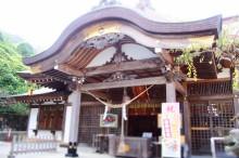 妙見神社の社殿