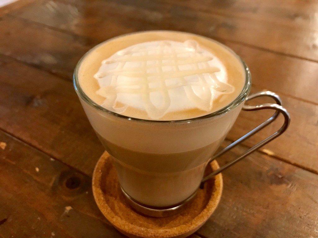 路地裏カフェ