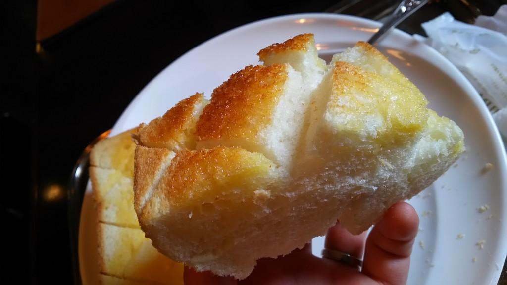 あかね珈琲のトーストセット