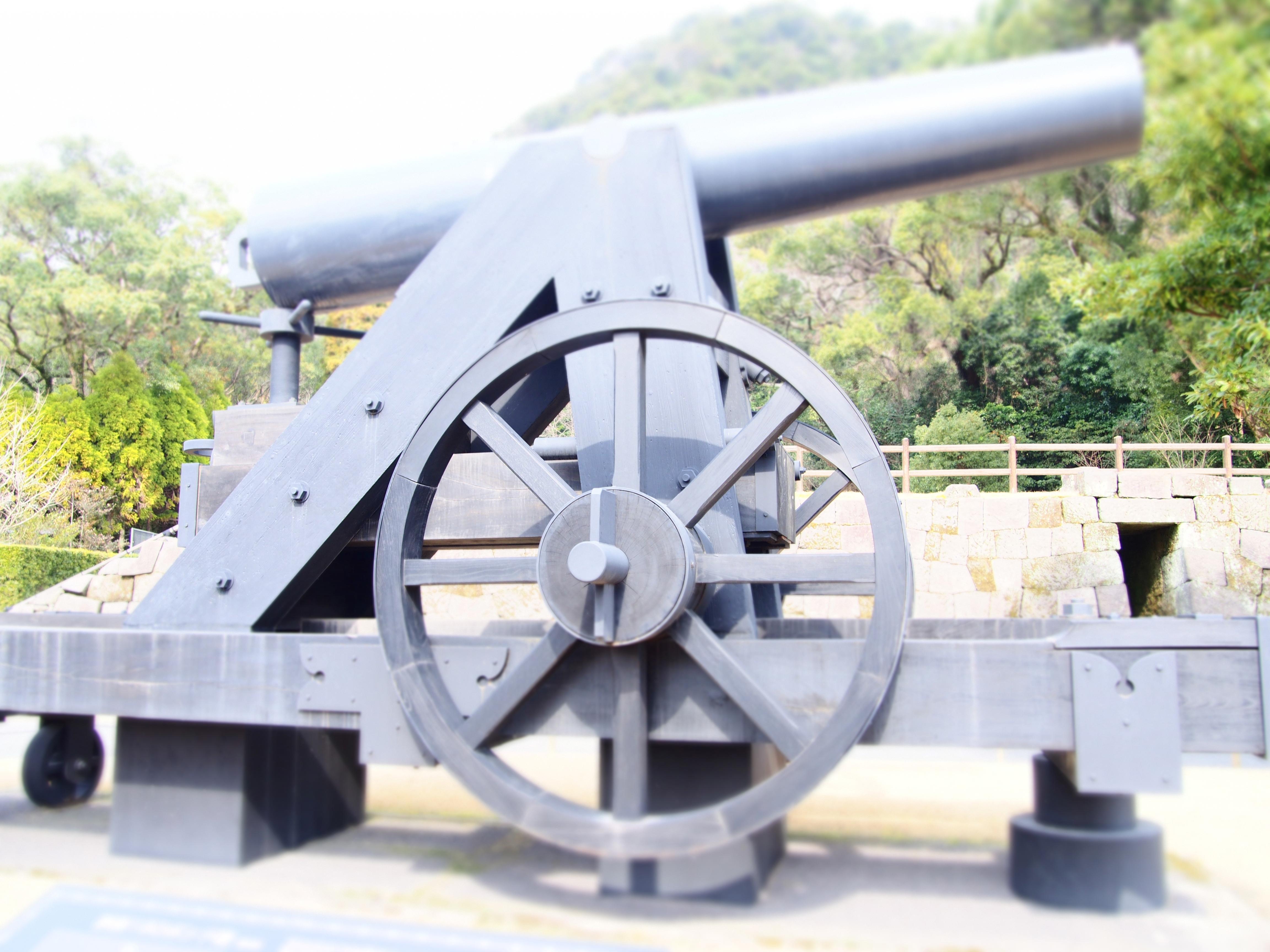 150ポンド大砲