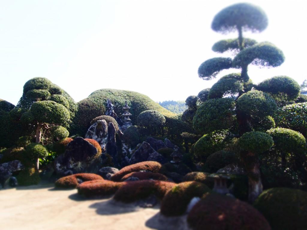 西郷恵一郎邸庭園