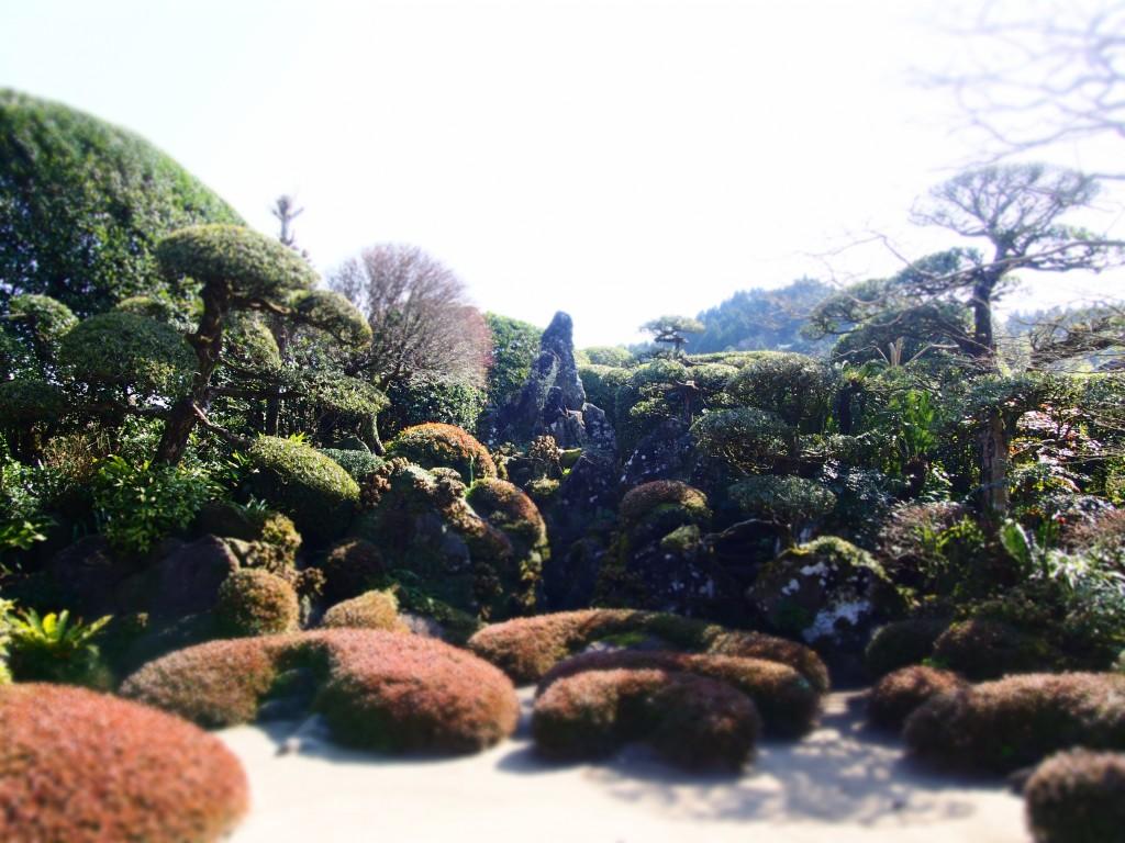 佐多美舟邸庭園