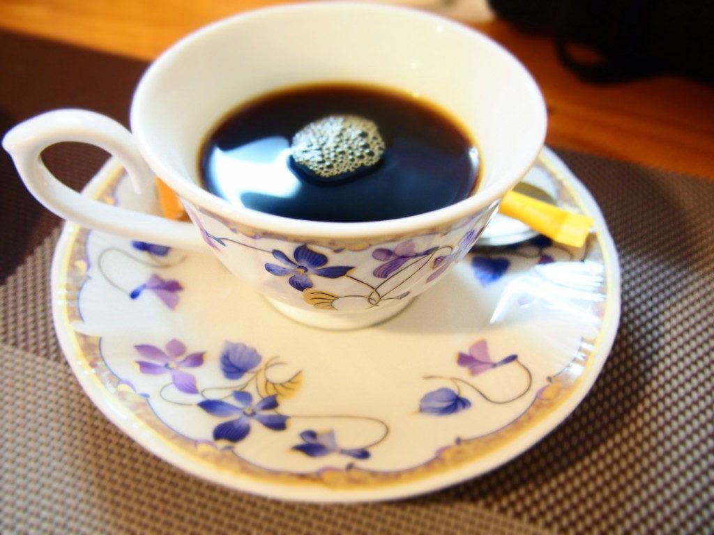 ラショミエルのコーヒー