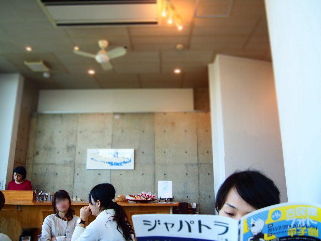 ハナサカンカフェ