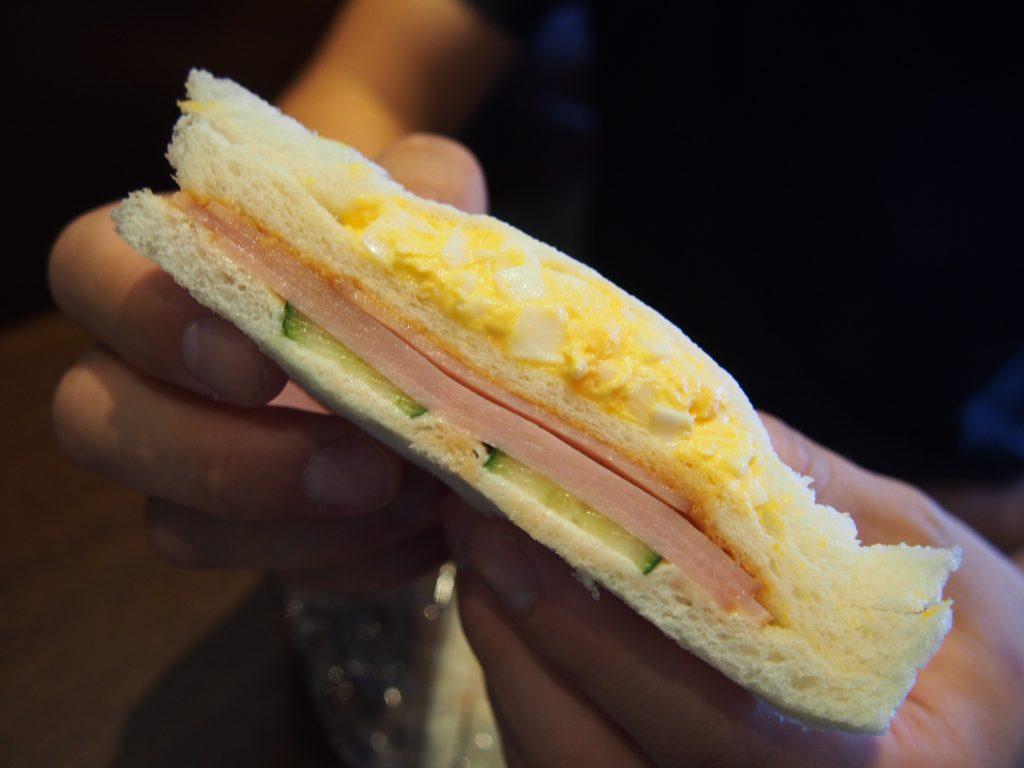 サンドイッチファクトリーナカムラ えびカツサンド