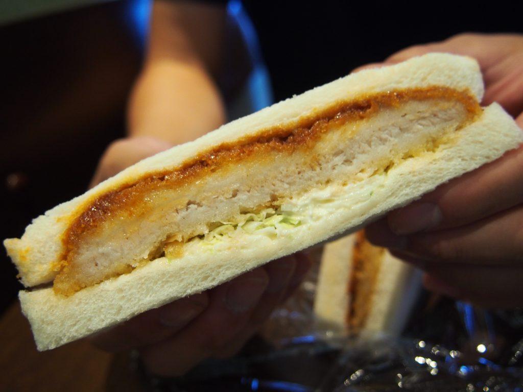 サンドイッチファクトリーナカムラ ロースカツ
