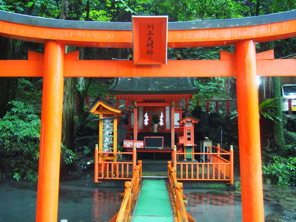 kawakami shrine