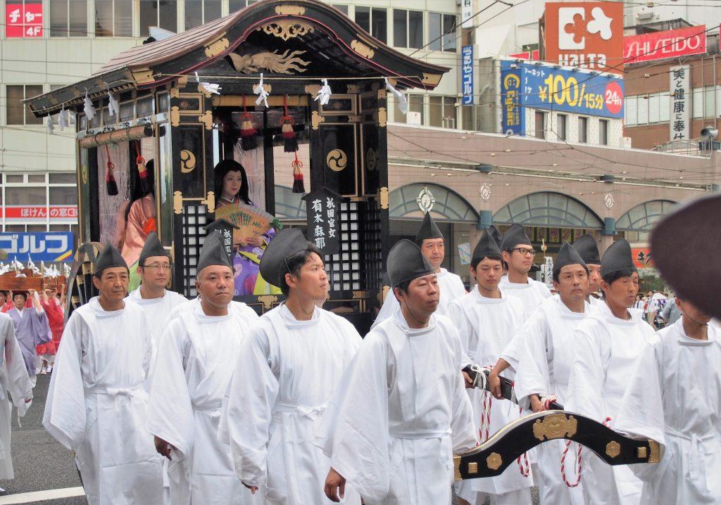 kannyo of ogionsa festival