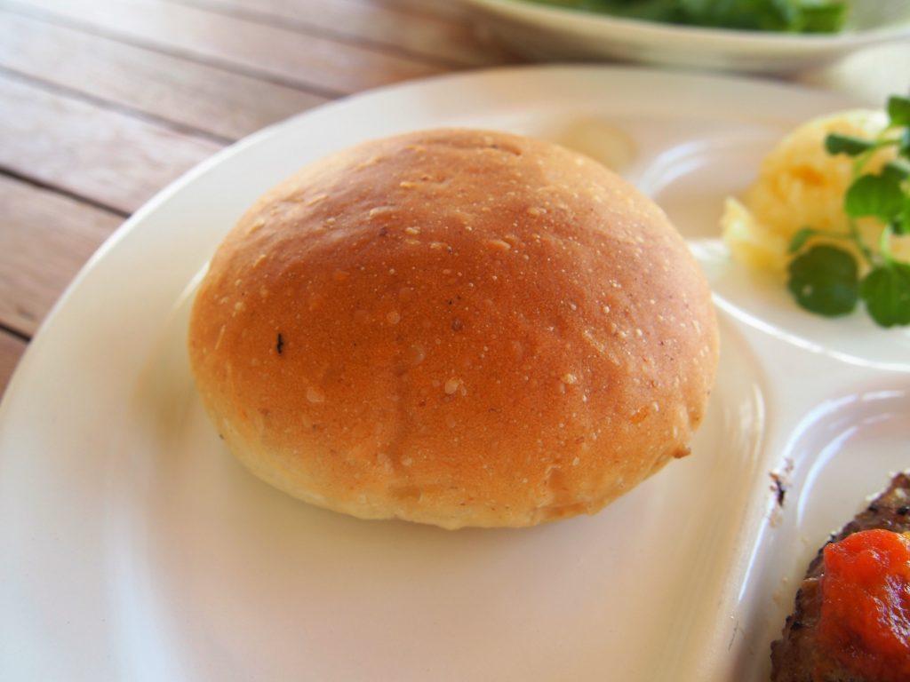 自然酵母パン