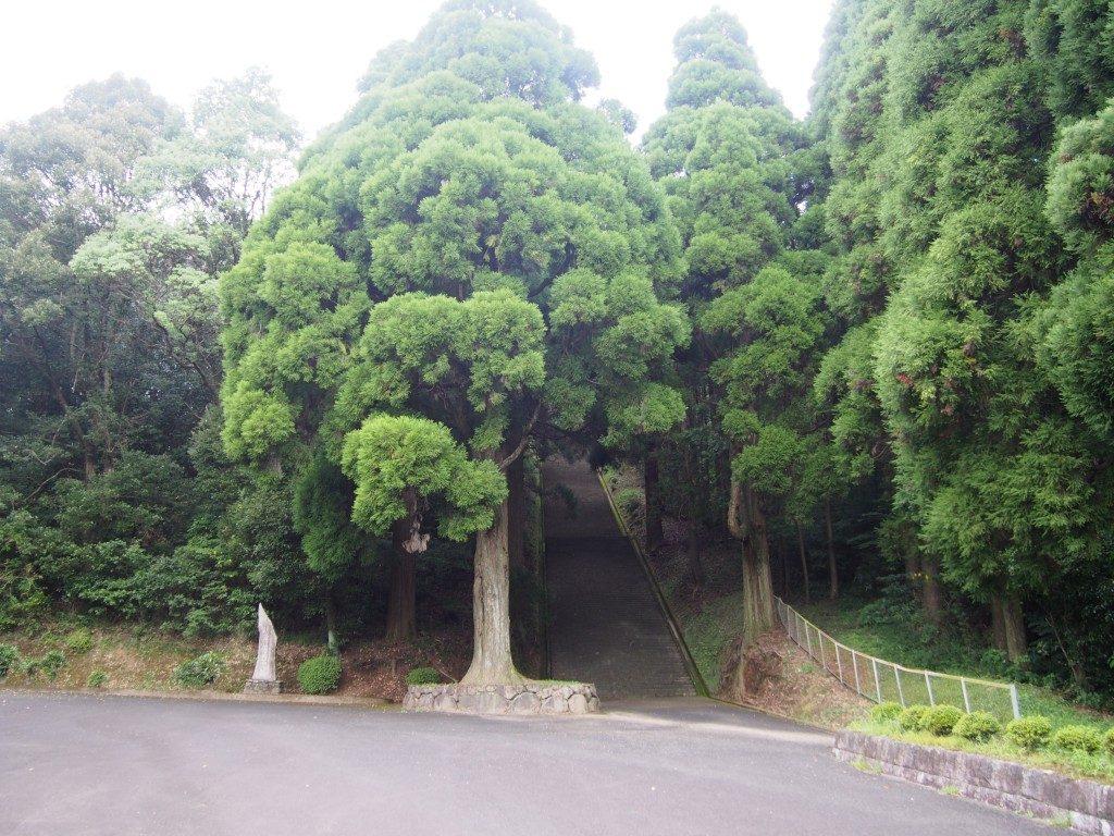 parking lot of takaya-sanryo