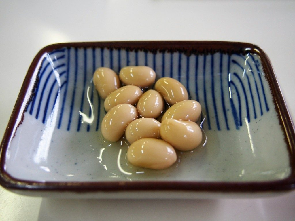 vinegar soy bean