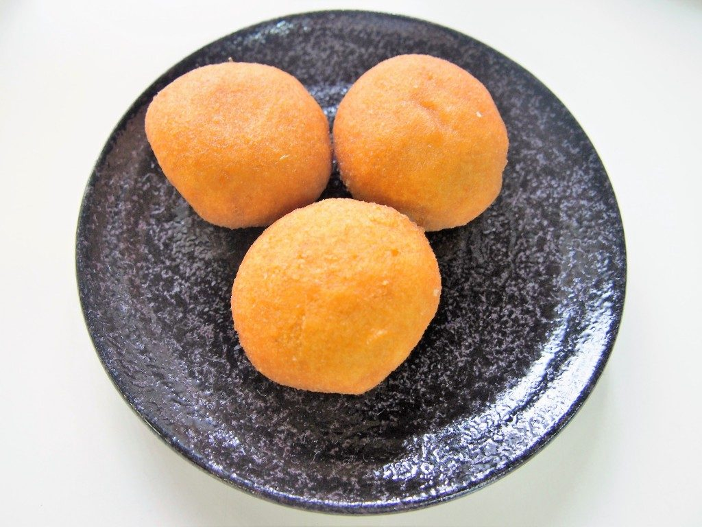 Cold Soy Bean Donuts
