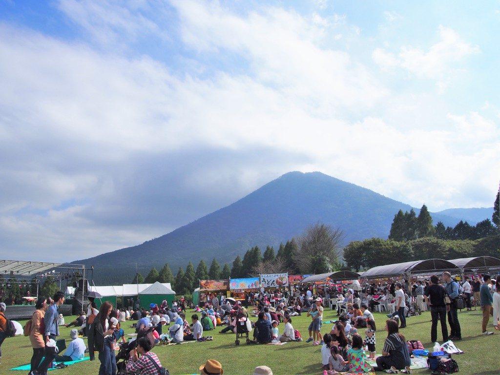 ikoma plateau cosmos festival 2016