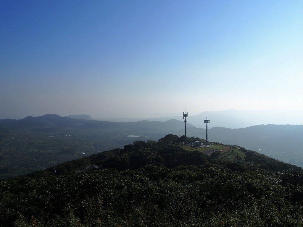 大野岳の眺め