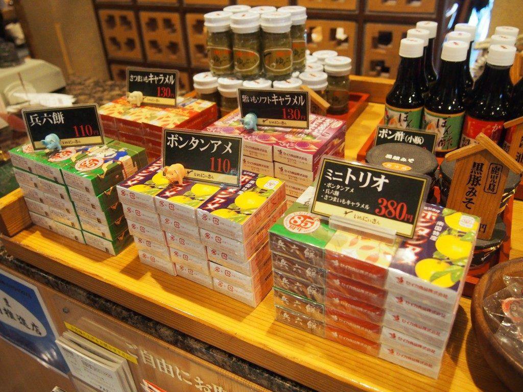 鹿児島のお菓子
