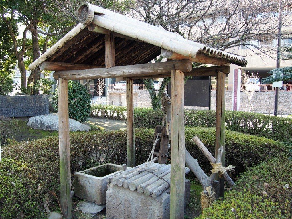 南洲翁使用の井戸