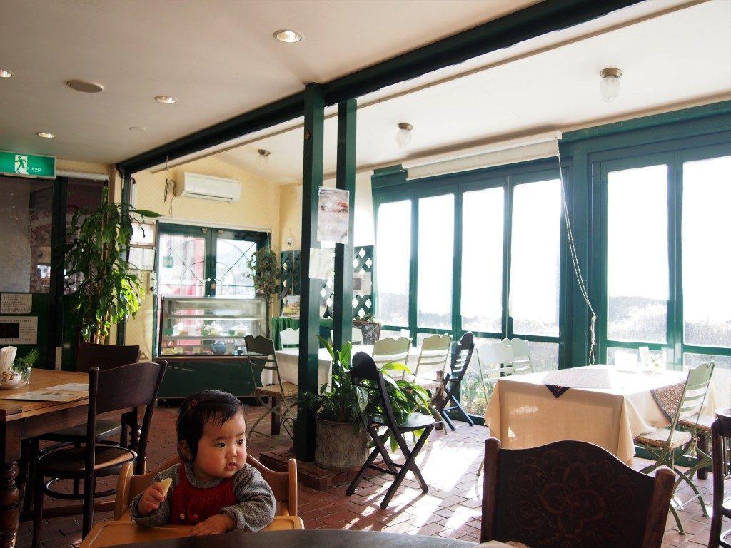 薩摩英国館のレストラン