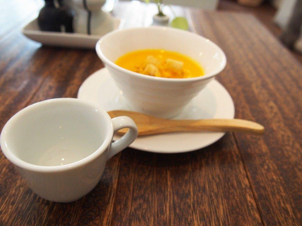 ハイドアンドシークの人参スープ