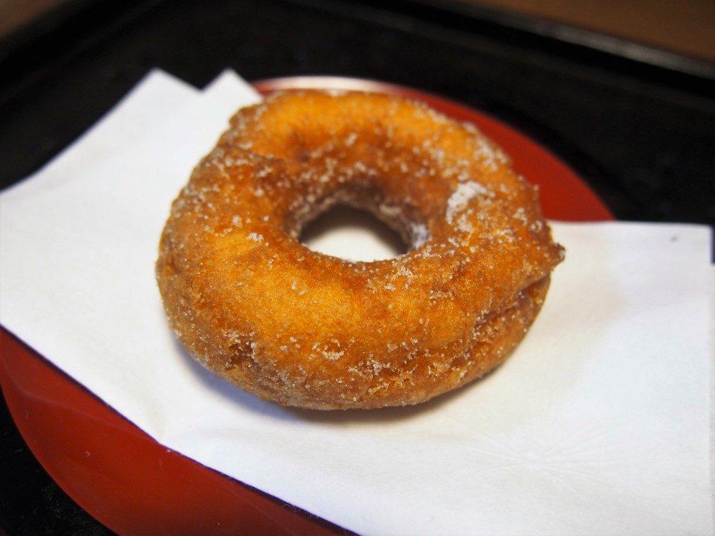福美屋のドーナツ