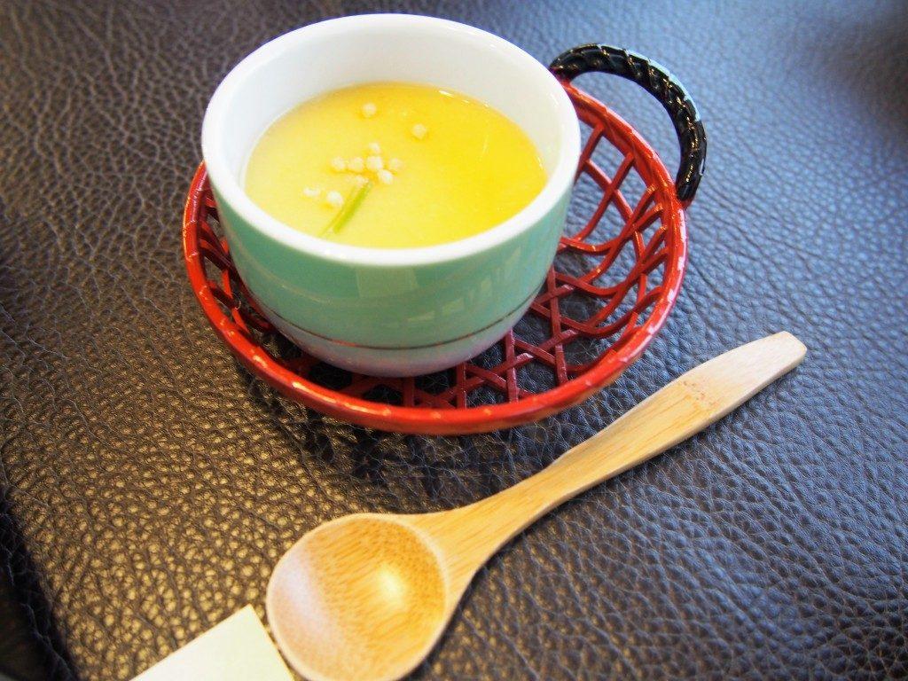東風の茶碗蒸し