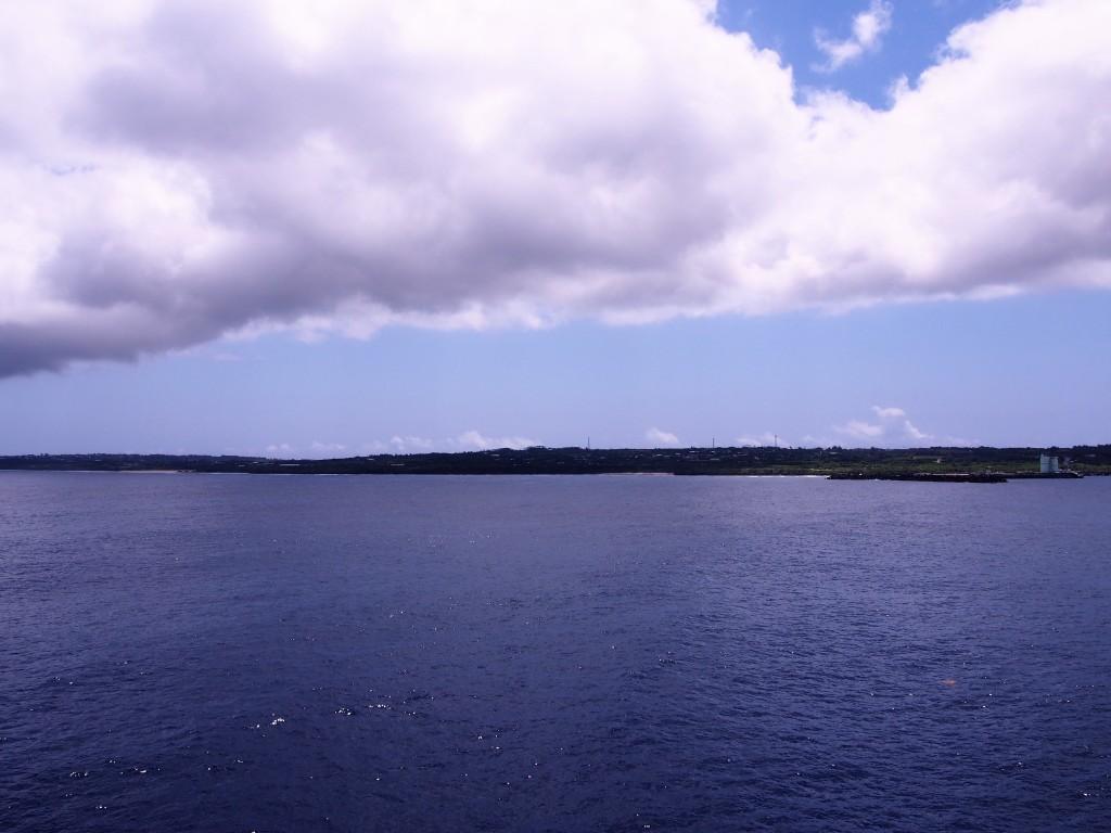 沖永良部島の伊延港