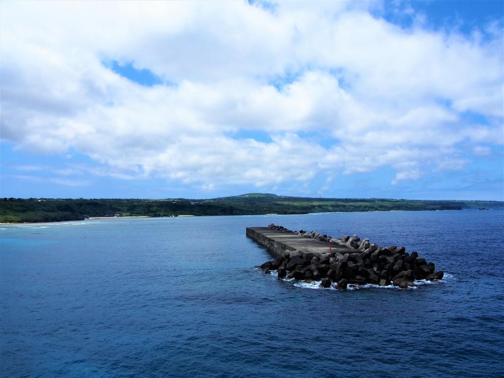 沖永良部島の海