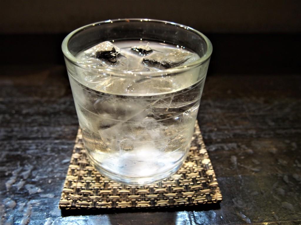沖永良部島の居酒屋草の黒糖焼酎