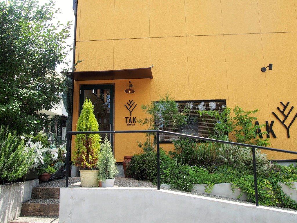 タックバゲリカフェ