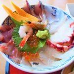 笠沙恵比寿でランチ!~新鮮で美味しい海の幸に舌鼓~