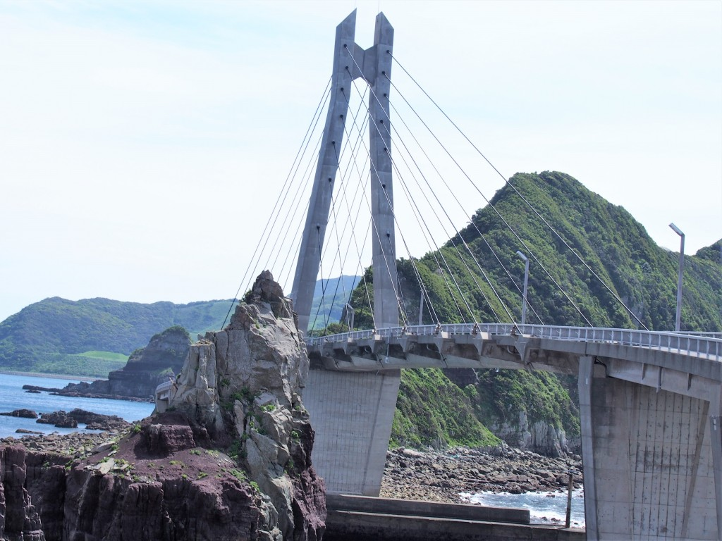 甑大明神橋