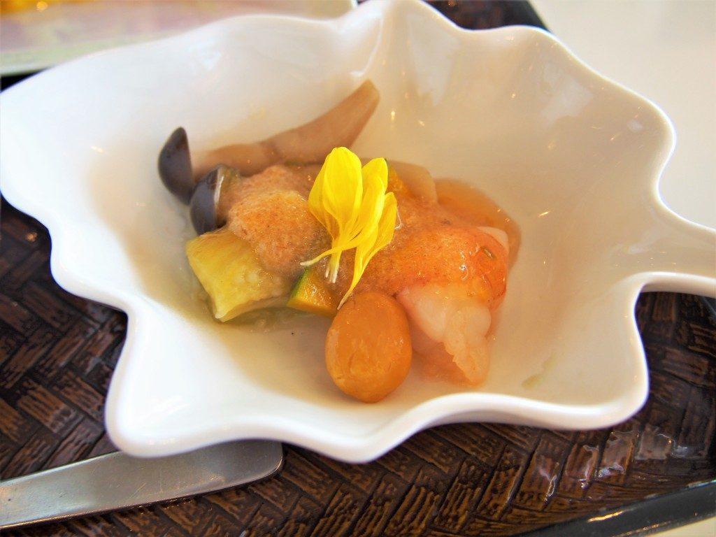 黒酢の里「桷志田」ランチ
