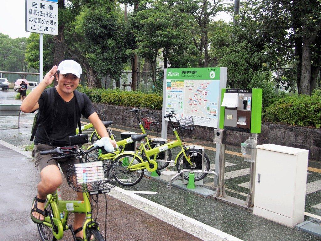 自転車(かごりん)