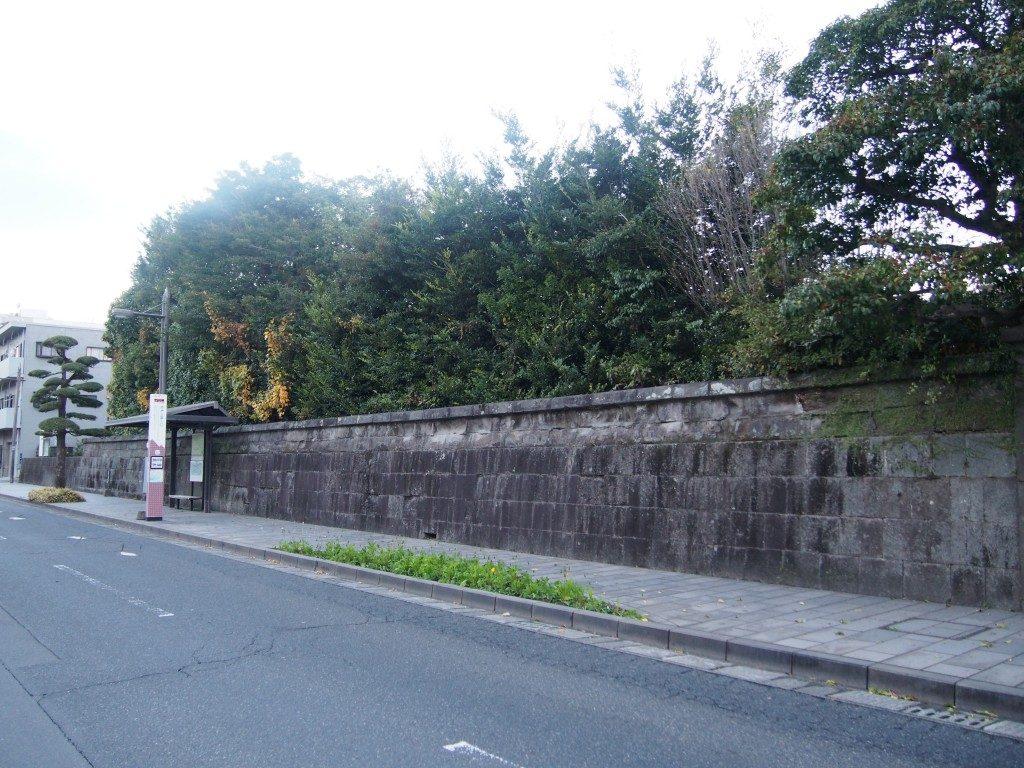 今和泉島津家本邸跡