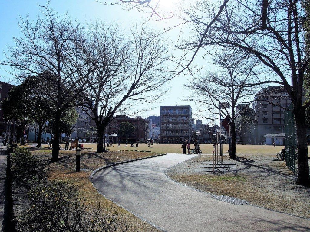 西郷南洲翁宅地跡