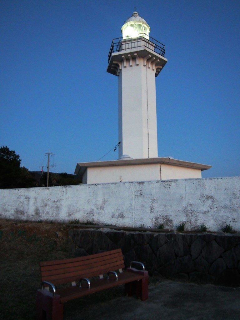 長崎鼻灯台公園