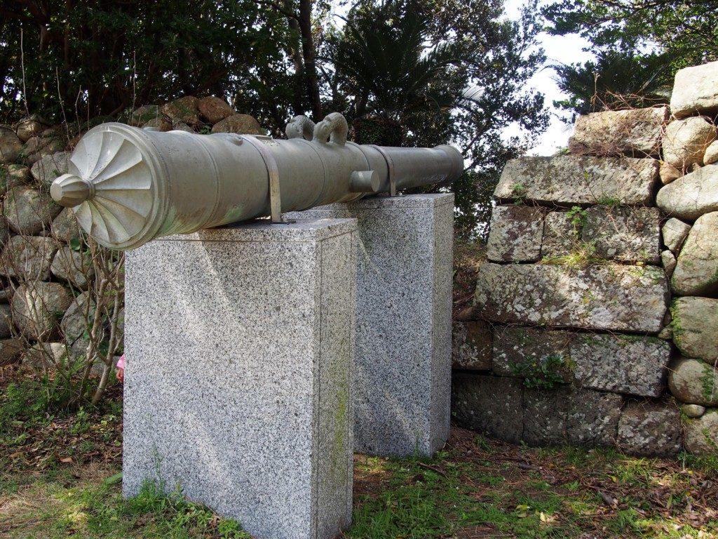 台場公園・薩英戦争砲台跡