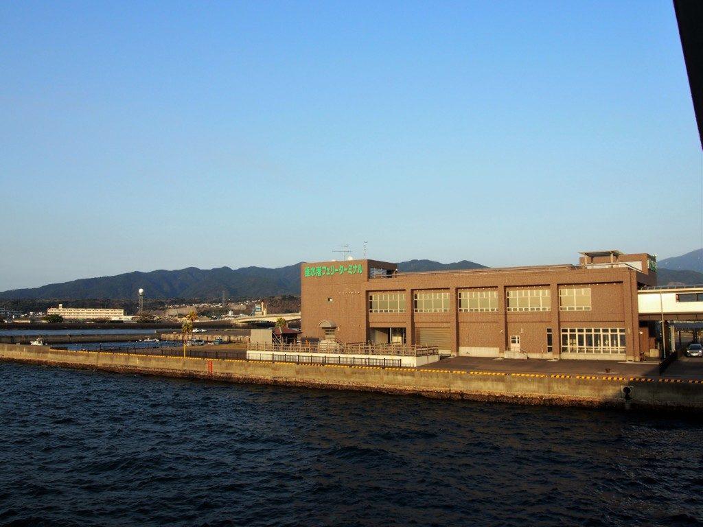 垂水フェリーターミナル