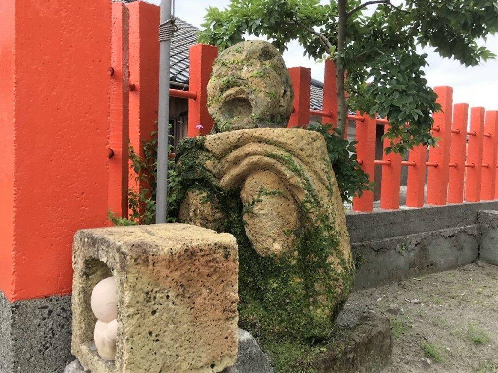 若宮神社の仁王像