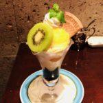喫茶店カフェマノンで極上パフェを食べよう♪@鹿児島市天文館