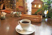 紙風船のコーヒー