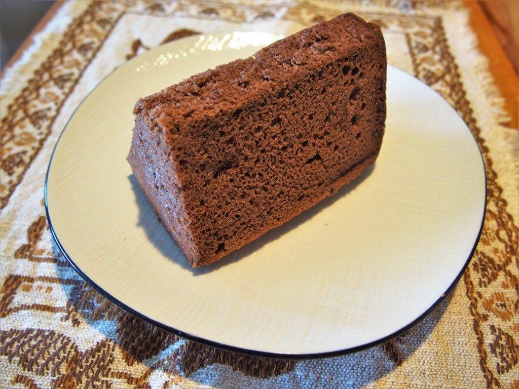 シフォンシフォンのシフォンケーキ