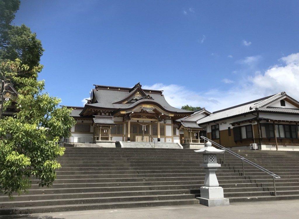 伊佐智佐神社