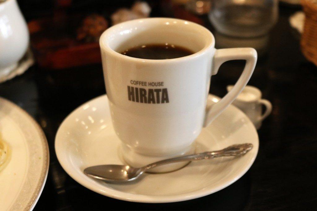 コーヒーハウスヒラタ