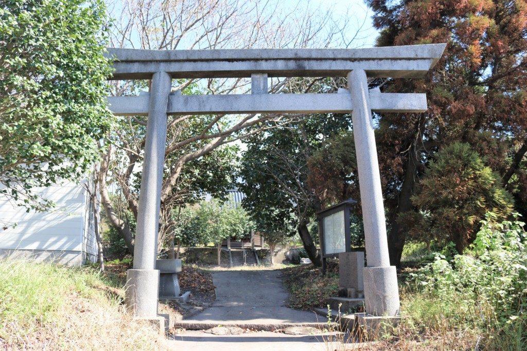 尾地底神社