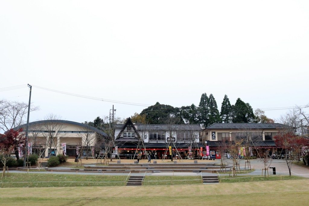 曽木の滝のお店