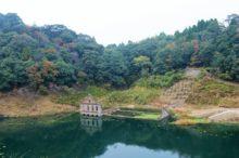 曽木発電所遺構
